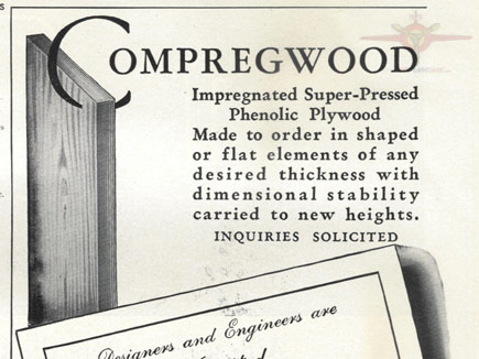 Compregwood February 1943